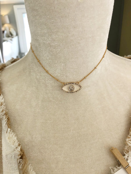 Arabella Necklace - Bates Boutique