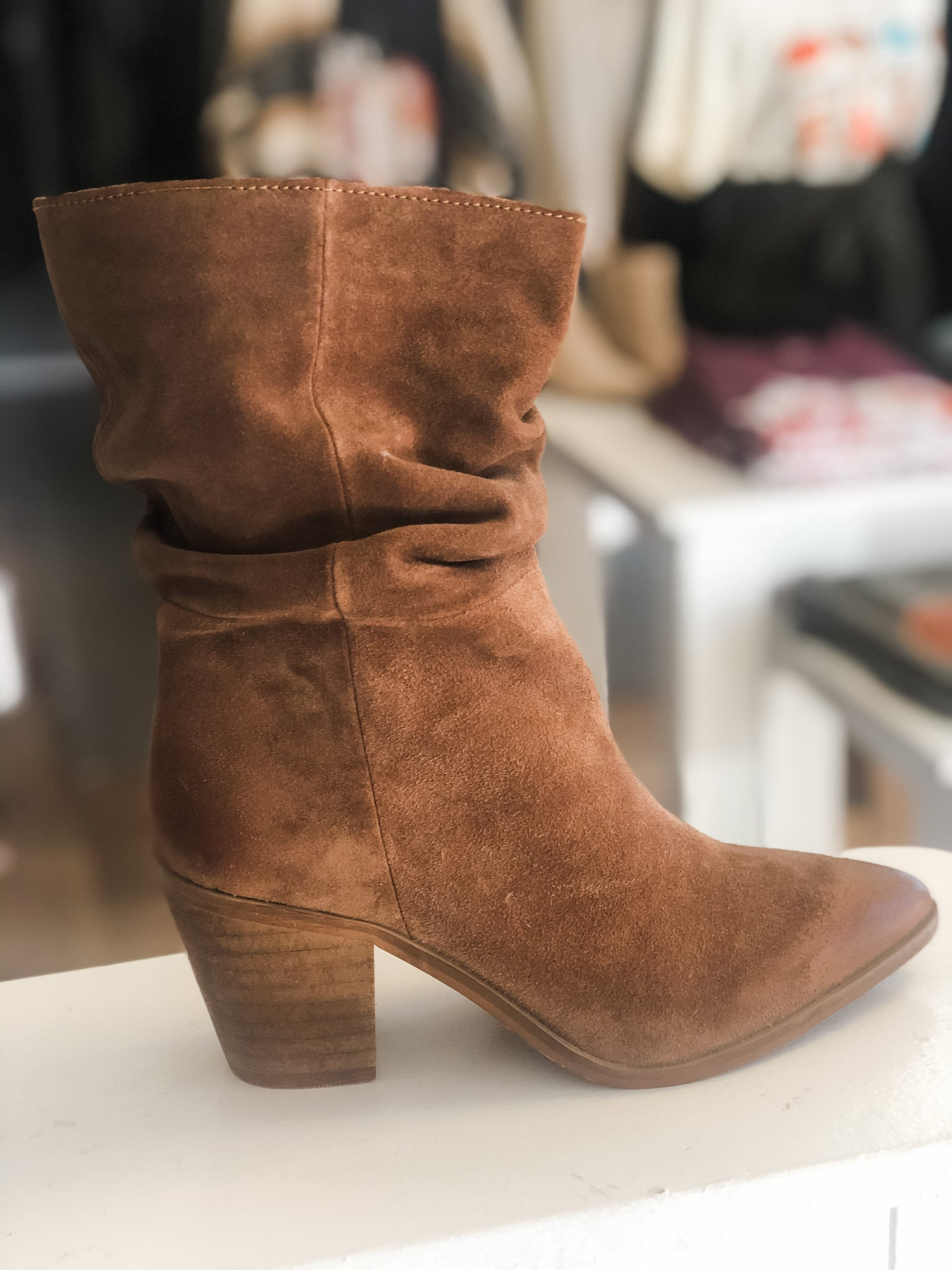 Daggett Bootie - Brown