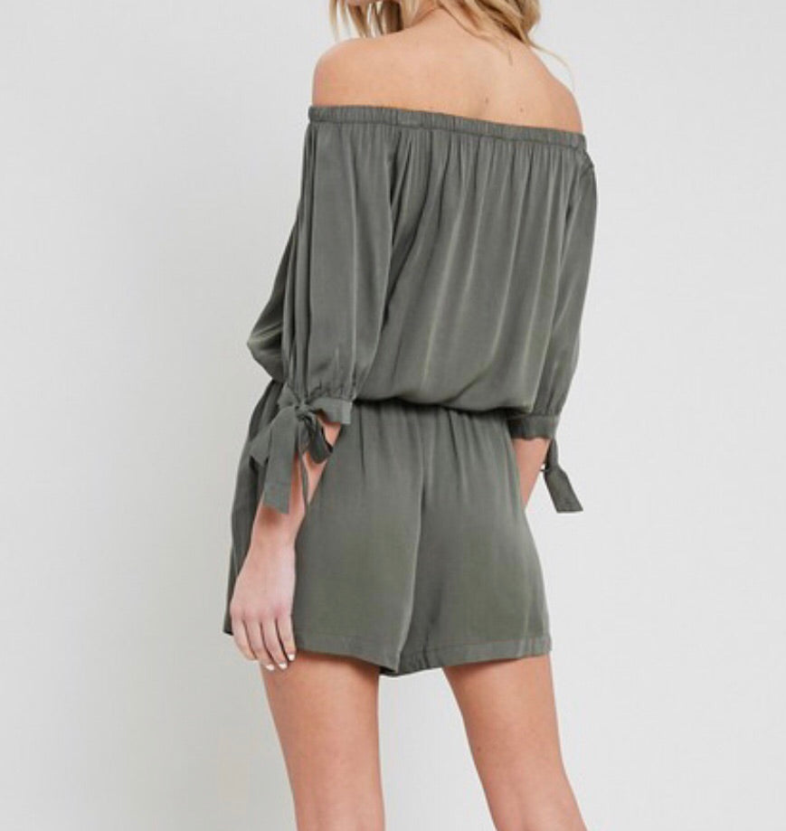 Pack Your Bags Romper