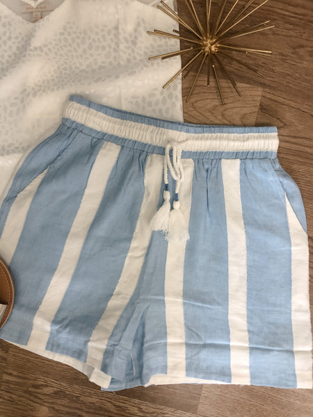 Stardust Shorts - Blue