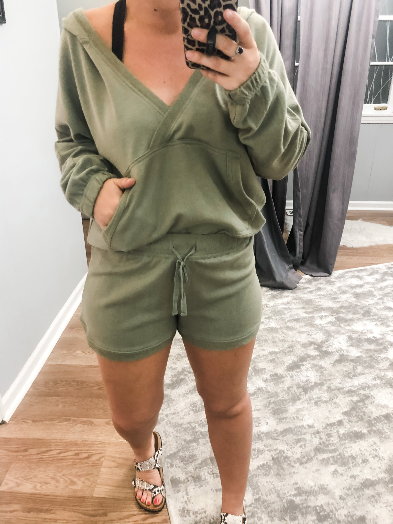 Better Believe Shorts - Olive