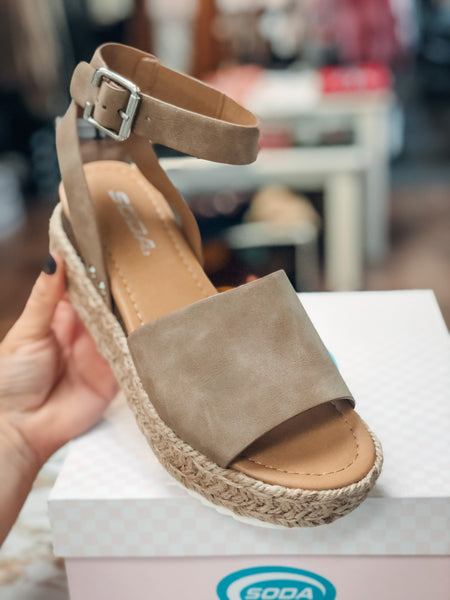 Naturally Made Platforms