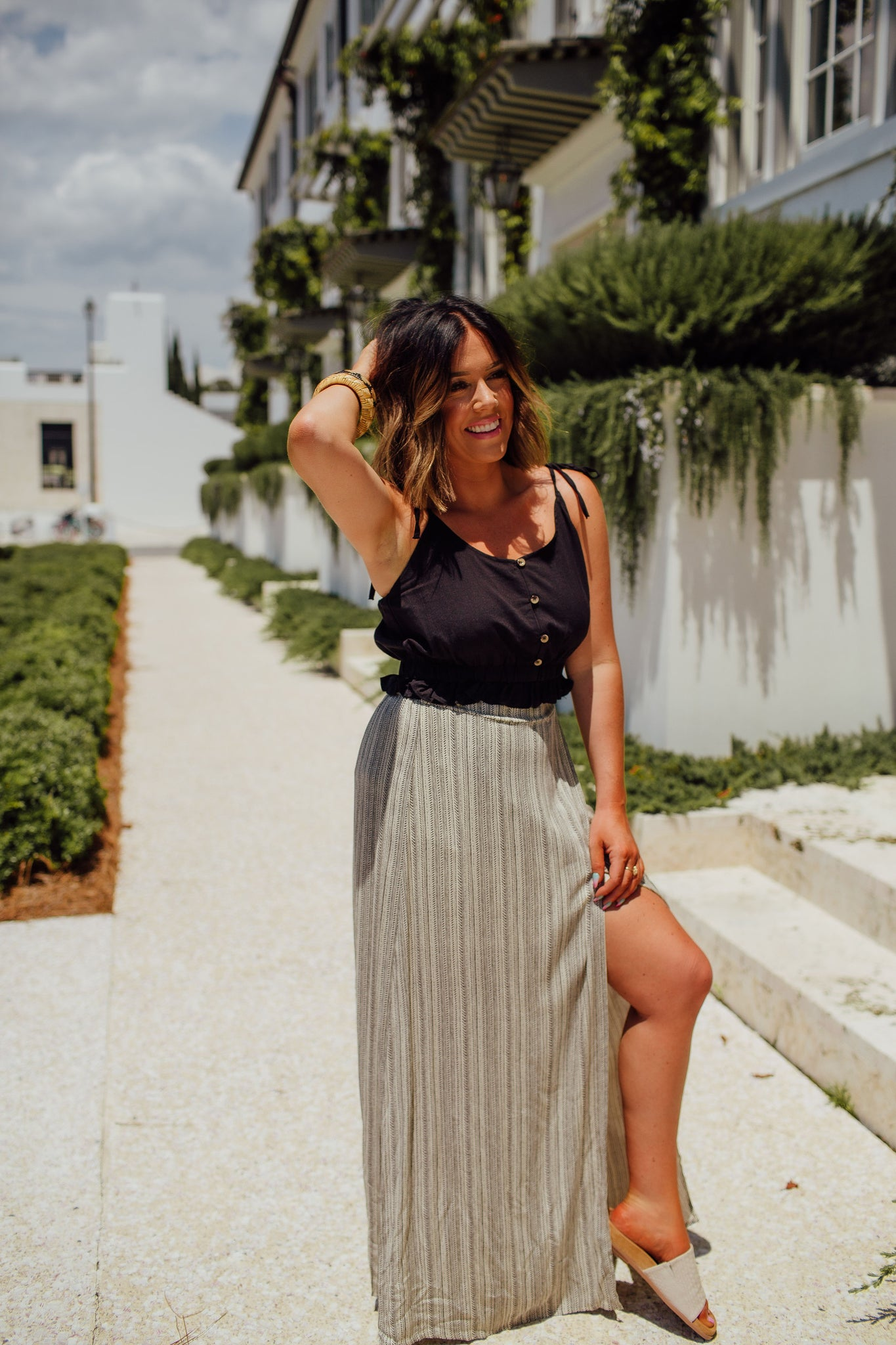 Picture Perfect Maxi Skirt