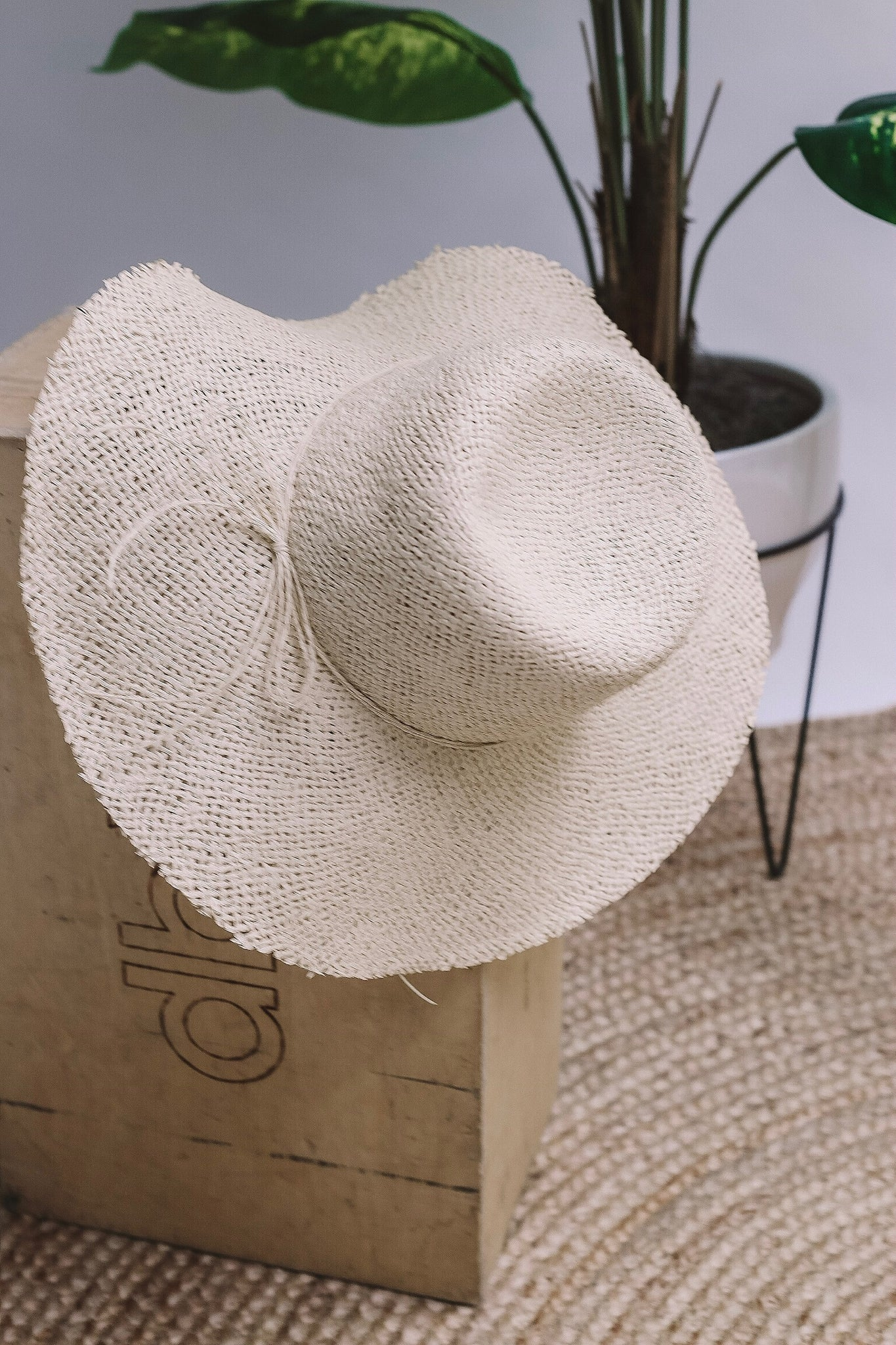 My Last Straw Hat