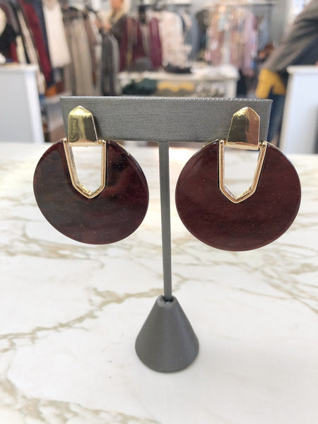 Charlie Earrings - Bates Boutique