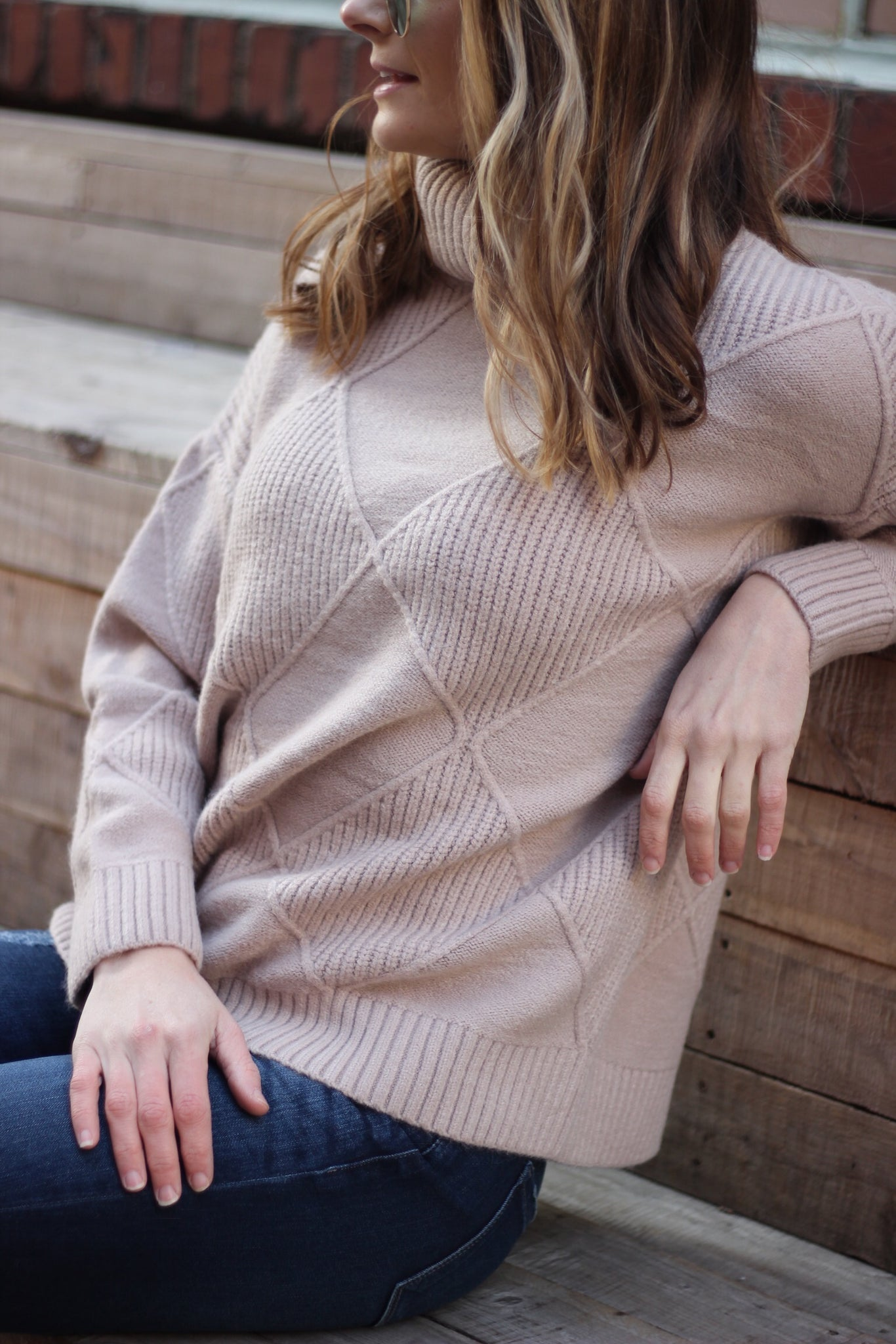 Cuddly Wuddly Sweater - Bates Boutique