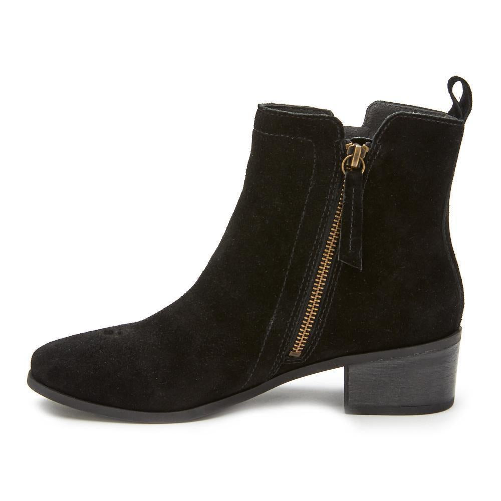 Savannah Booties - Black