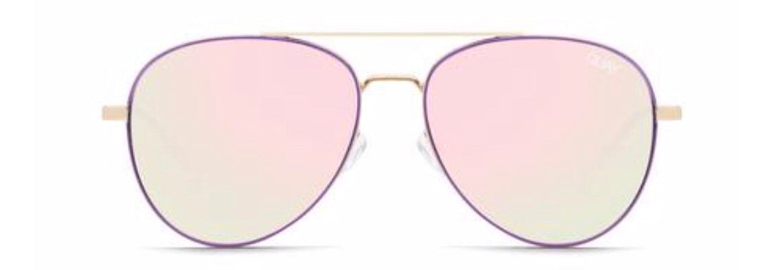 Quay Single Sunnies