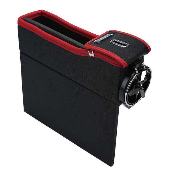 Crevice Car Seat Storage Box Can Effectively Use The Car Seat Side Of The  Gap Space To Receive All Kinds Of Commonly Used Small Objects, Such As  Parking ...