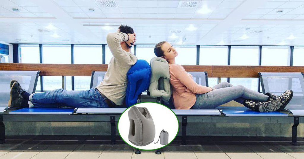 Travel Portable Inflatable Pillow