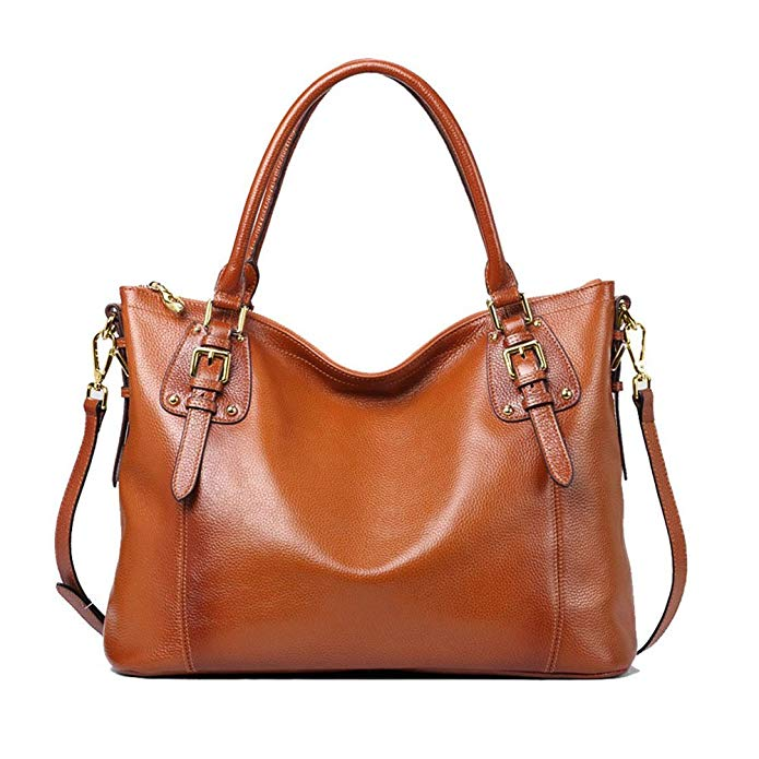Zetira Victoria Genuine Leather Handbag