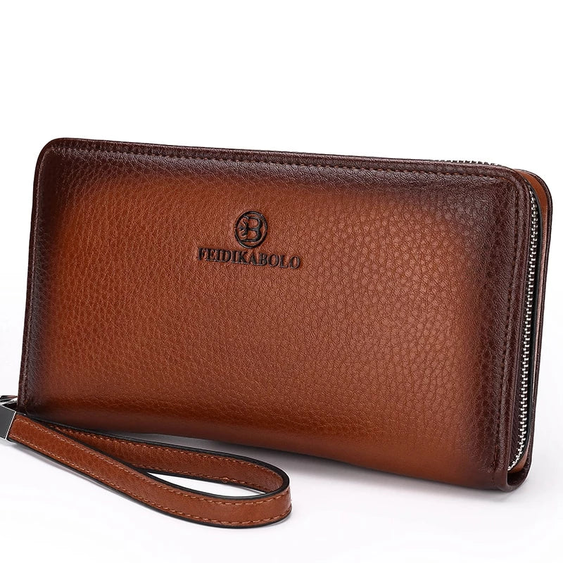2019 Luxury Male Leather Men Wallet