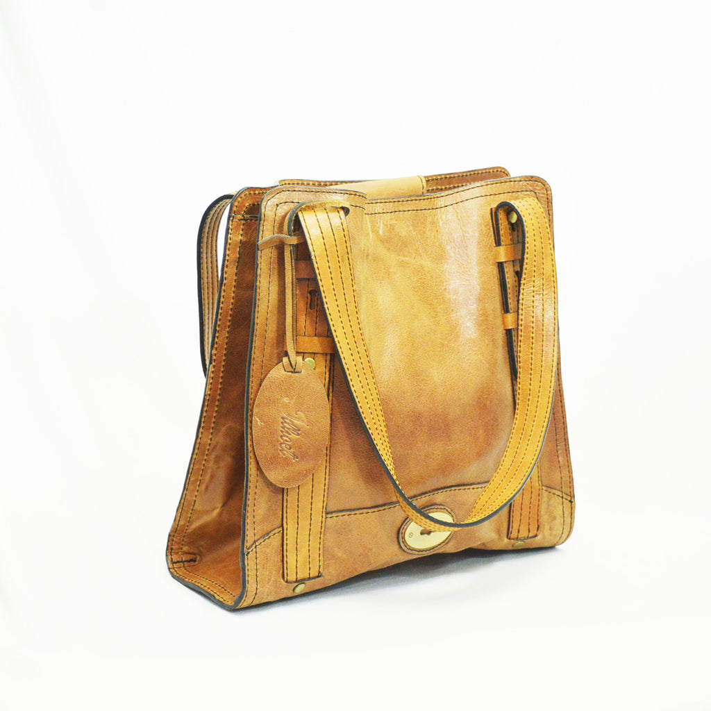 Zetira Talia Genuine Leather Bag