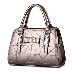 New Arrival Fashion Luxury Women Handbag PU Leather Shoulder Bags Lady Large Capacity Crossbody Hand Bag
