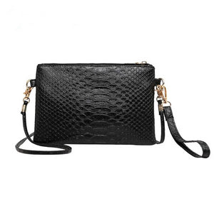 New alligator Mini shoulder bag ladies leather clutches small phone bags for women wristlets coin purse and handbag