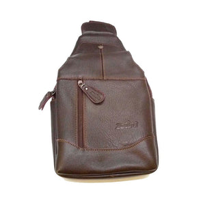 Zetira Berlin Genuine Leather Crossbody Bag