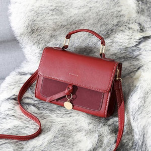 New Luxury Women Leather Handbag High Quality PU Shoulder Bag Brand Designer Crossbody Bags Small Fashion Ladies Bags