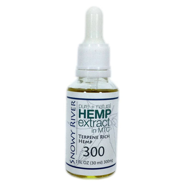 SR MCT Oil Drops 300 mg CBD