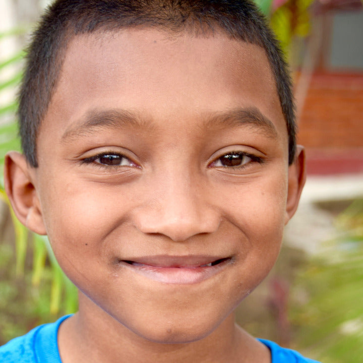 Child Sponsorship - Samuel