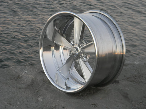 19x10 Forged billet Slingshot