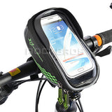 Cycling Bag Pannier Smartphone & GPS Touch Screen Case