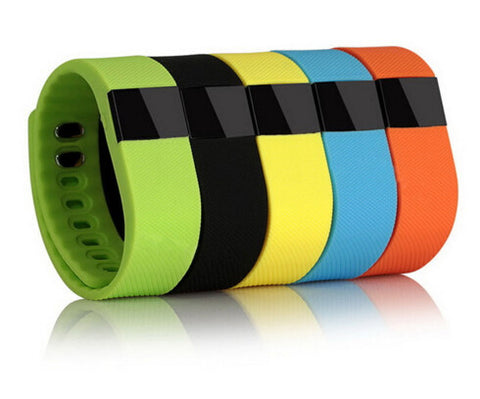 Fitness Tracker Bluetooth Smartband  For iPhone IOS Android PK Fitbit