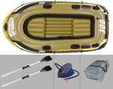 3 person FISHMAN 252*125*40cm inflatable boat