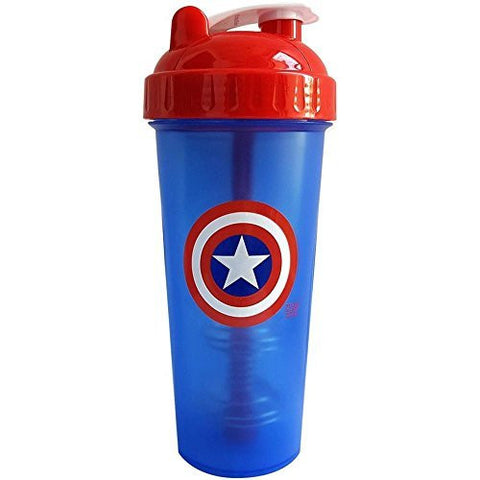 PerfectShaker Hero Series Captain America Shaker Cup (800ml)