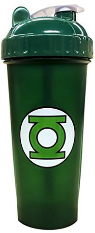 Perfect Shaker Superhero Shaker bottle - Green Lantern 28 oz (800 ml)