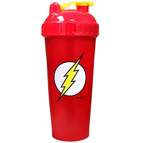 The Flash Red Shaker Cup (800ml) PerfectShaker Hero Series