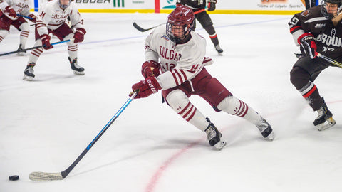 Colton Young Rookie of the Week Colgate University