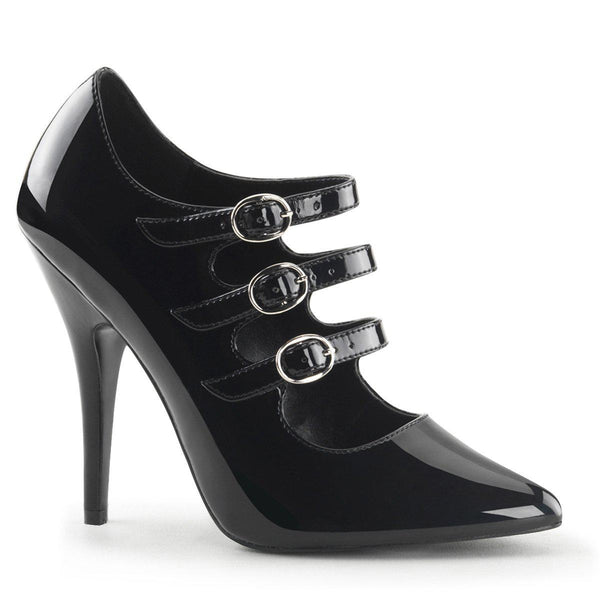 SEDUCE-453 Pump  | Black Patent