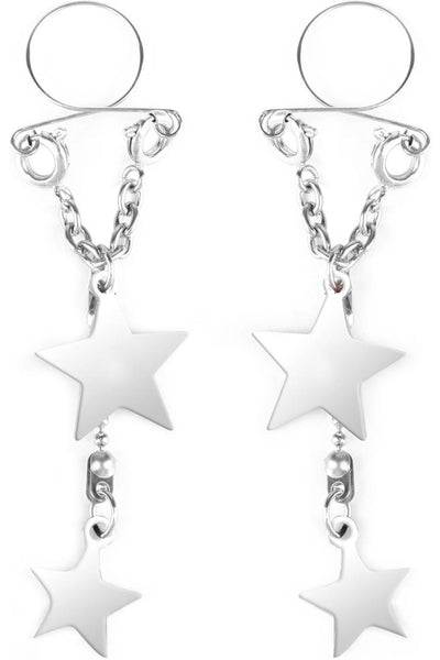 Peekaboos Dark Angel Stars