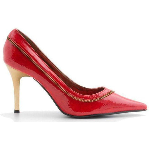 Zipper Pump-Red