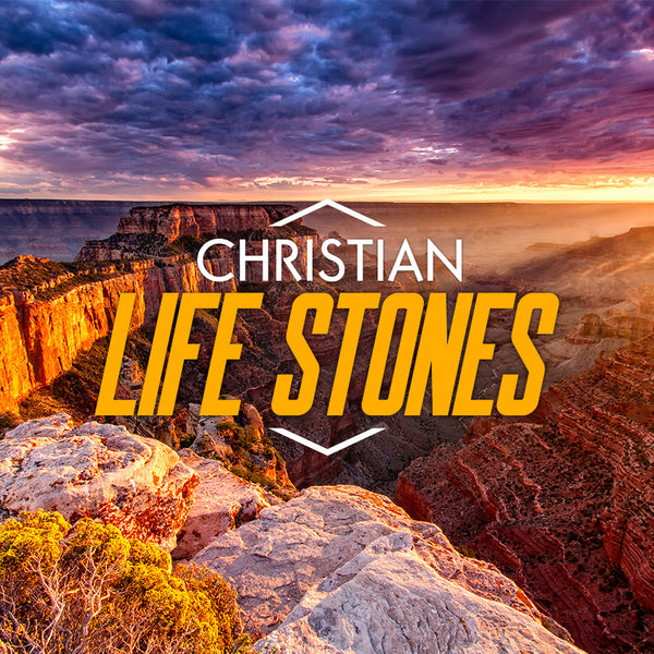 Christian Life Stones (05 Dec 2015), MP3, English