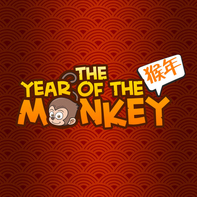 20160206 The Year Of The Monkey, MP3, English/Chinese