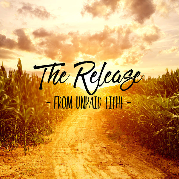 The Release From Unpaid Tithe (06 Sep 2015), MP3, English