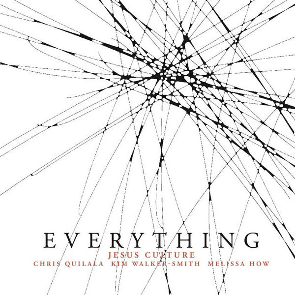 Everything (Live), Jesus Culture, 1CD, English