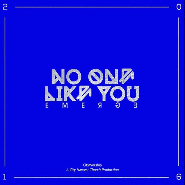 No One Like You, CityWorship, 1CD, English