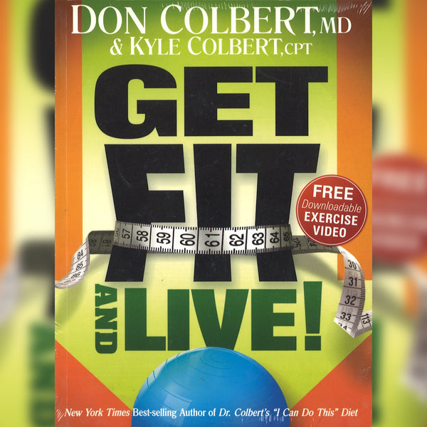 Get Fit and Live, Paperback, English