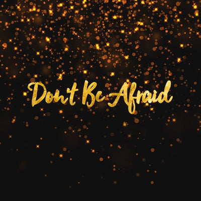 20151220 Don't Be Afraid, MP3, English/Chinese