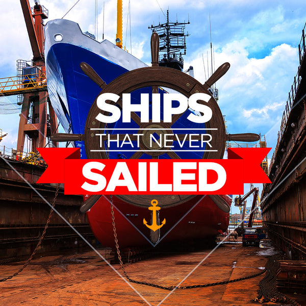 Ships That Never Sailed (06 Dec 2014), MP3, English