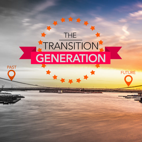 20150103 The Transition Generation, MP3, English