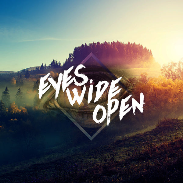 20150307 Eyes Wide Open, MP3, English