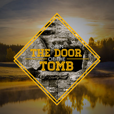 20150404 Open The Door Of The Tomb, MP3, English/Chinese