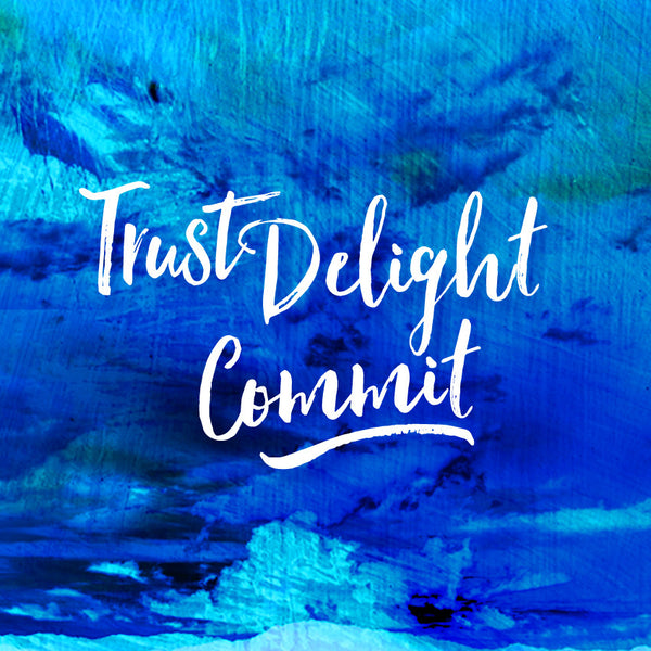 20151121 Trust, Delight, Commit, MP3, English