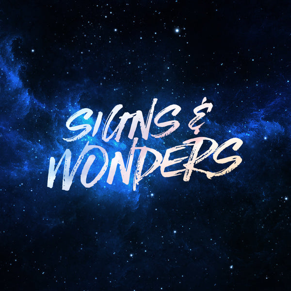 Signs & Wonders (24 Jan 2016), MP3, English