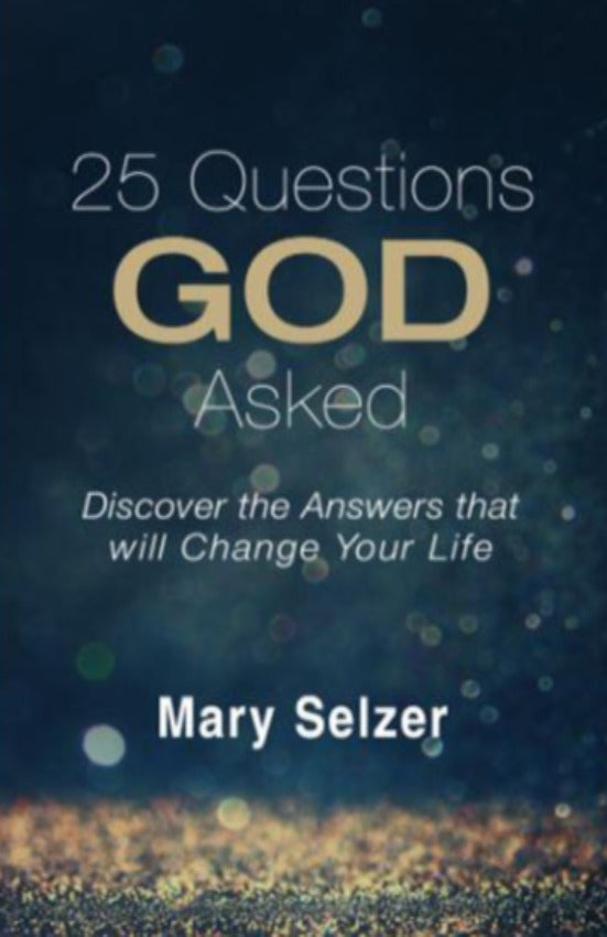 25 Questions God Asked, Paperback