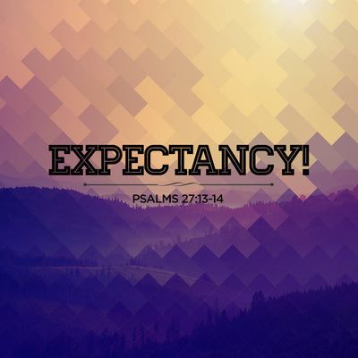 Expectancy! (26 Jul 2015), MP3, English