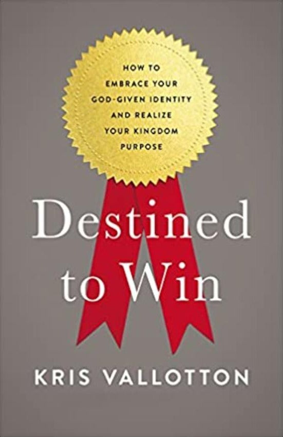 Destined to Win, Paperback